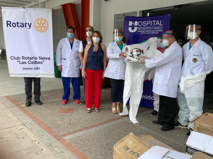 Donaciones para héroes en tiempos de pandemia 1 27 mayo, 2020