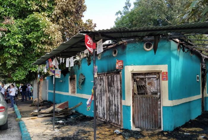 Incendio dejó sin vivienda a una familia neivana 1 27 mayo, 2020