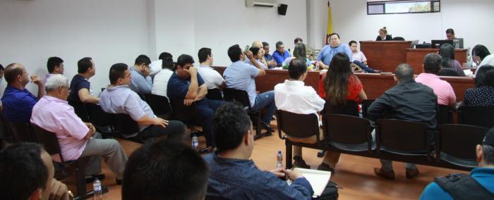 Se reactiva proceso por soborno a concejales 1 2 julio, 2020
