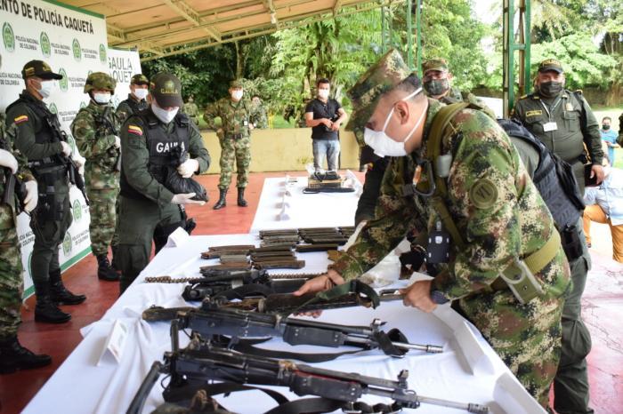 Así cayo 'Diomedes Gato', peligroso delincuente de las disidencias en Caquetá 1 27 mayo, 2020