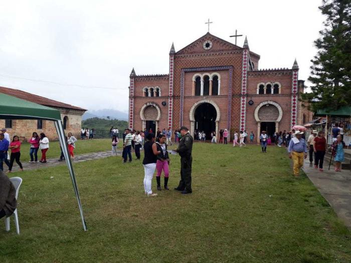 'Pico y vereda' en el municipio de Nátaga 1 11 agosto, 2020