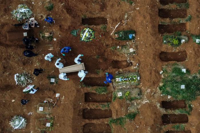 """OMS: """"Suramérica, nuevo epicentro de la pandemia"""" 1 27 mayo, 2020"""