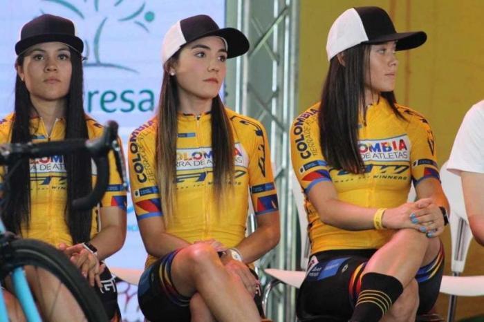 Listo equipo de ciclismo femenino Colombia Tierra de Atletas-GW 1 27 mayo, 2020