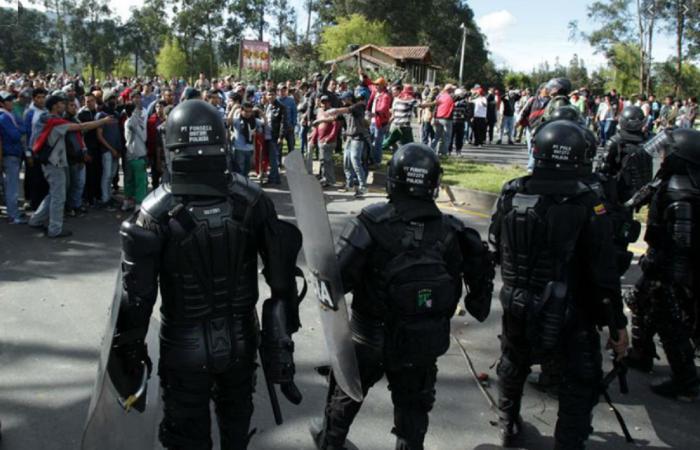 Triple condena al Esmad por abusos en paro cafetero 1 10 agosto, 2020