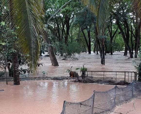 Invierno provocó emergencia en Yaguará 1 5 julio, 2020