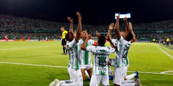 Atlético Nacional con dos casos de covid-19 1 5 julio, 2020