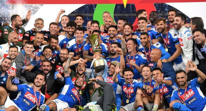 ¡Napoli campeón! 1 10 agosto, 2020