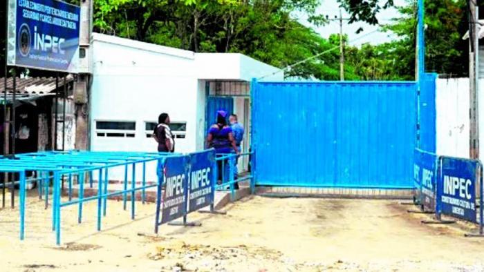 Cárcel de Cartagena con 86 casos de covid-19 1 5 julio, 2020