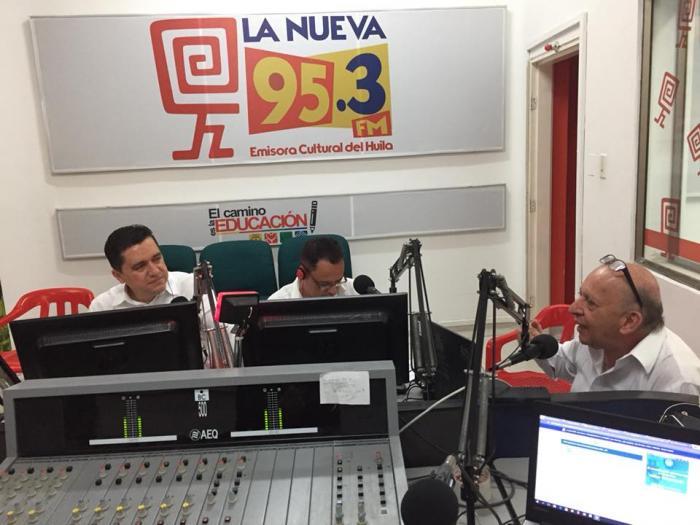 'Enredada' licencia de emisora cultural del Huila 1 5 julio, 2020