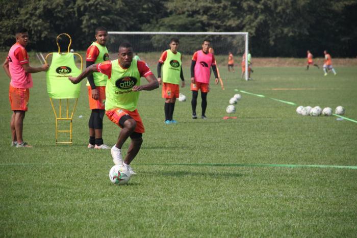 El protocolo de Atlético Huila para regresar a los entrenamientos 1 5 agosto, 2020