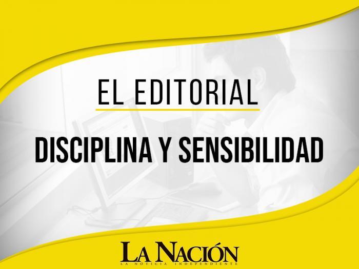 Disciplina y sensibilidad 1 10 agosto, 2020