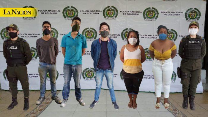 Dos huilenses integraban red de extorsionistas en Nariño 1 12 agosto, 2020