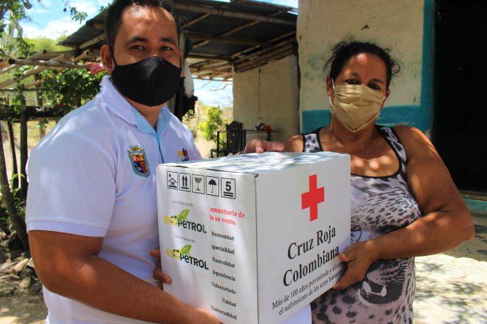 Ayudas humanitarias para el Huila 1 12 agosto, 2020