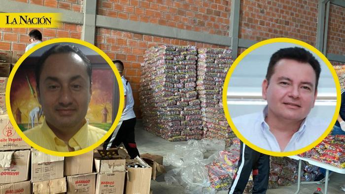 Primeros investigados por presuntas irregularidades en la contratación de kits alimentarios 1 14 agosto, 2020
