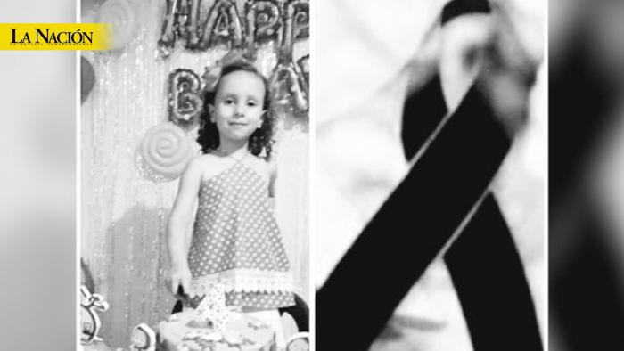 Murió Salomé, la menor de 4 años que fue abusada y golpeada 1 14 agosto, 2020