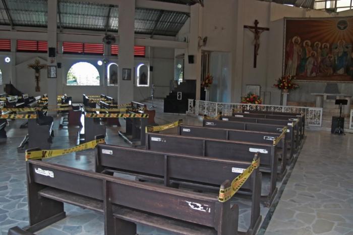 Desde hoy, se reabren las iglesias 1 12 agosto, 2020
