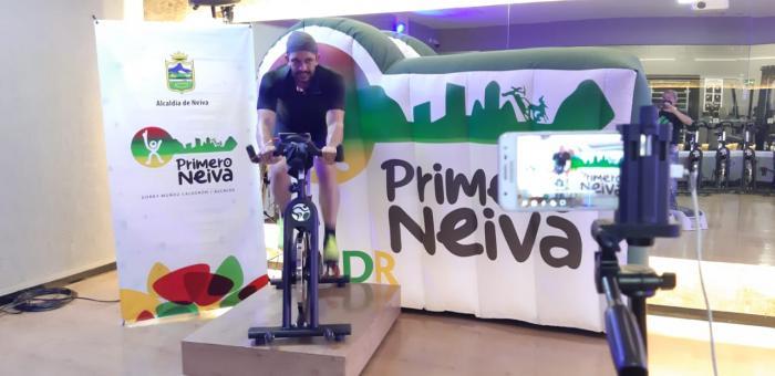 Comenzó ciclovía virtual para los neivanos 1 12 agosto, 2020
