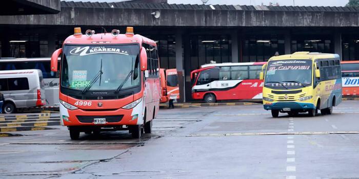 Servicio de transporte terrestre entre municipios sin covid-19, una realidad 1 12 agosto, 2020