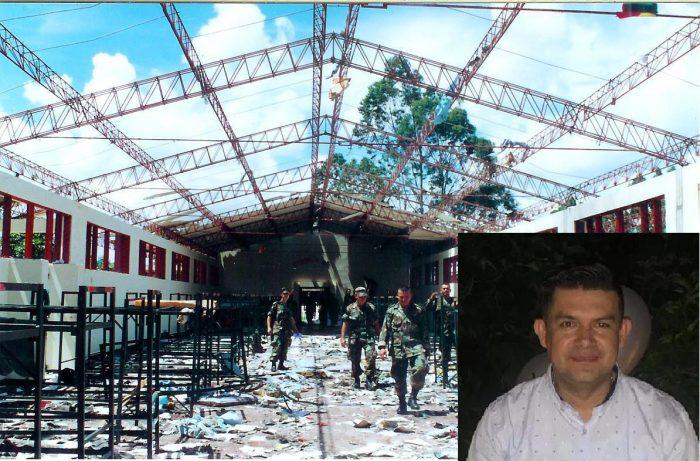 El Ejército siempre buscó culparnos del atentado: militar en retiro 1 9 agosto, 2020