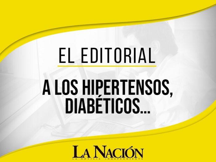 A los hipertensos, diabéticos… 1 9 agosto, 2020