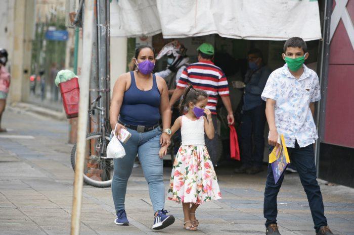 Colombia superó los 300 mil casos de coronavirus 1 10 agosto, 2020
