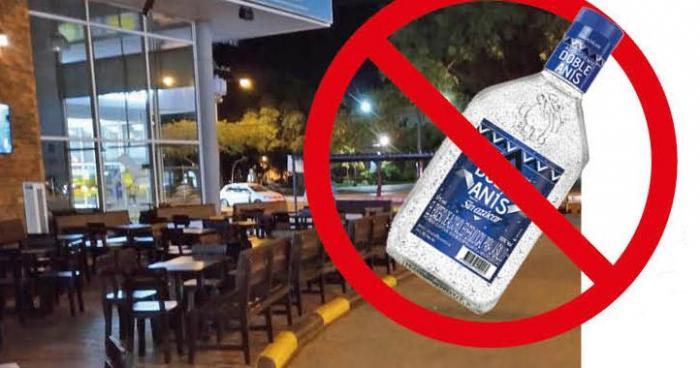 Lluvia' de críticas a apertura de bares sin bebidas alcohólicas • La Nación