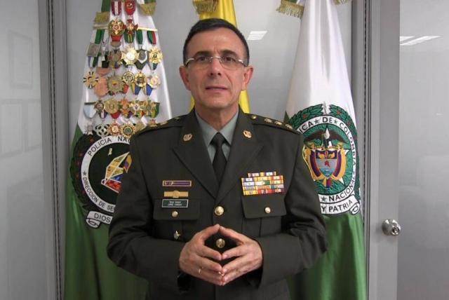 El general Jorge Luis Vargas es el nuevo Director de la Policía Nacional •  La Nación