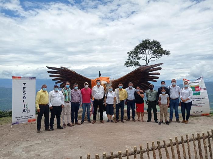 Mirador del Águila, un nuevo destino turístico en Tesalia 9 1 abril, 2021