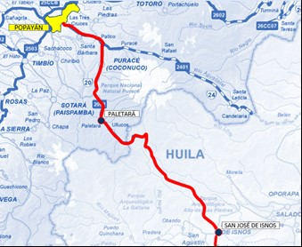 Adjudicados proyectos de infraestructura vial en Huila y Cauca 10 3 abril, 2021