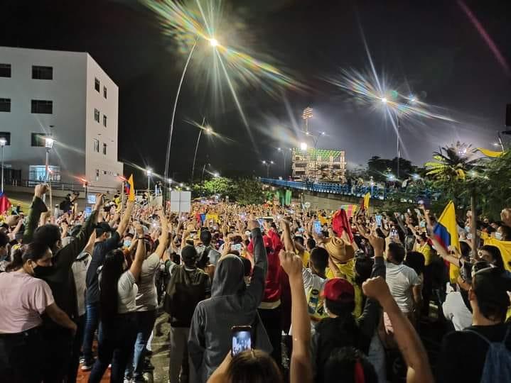 Reforma tributaria cae, pero marchas siguen 10 5 mayo, 2021