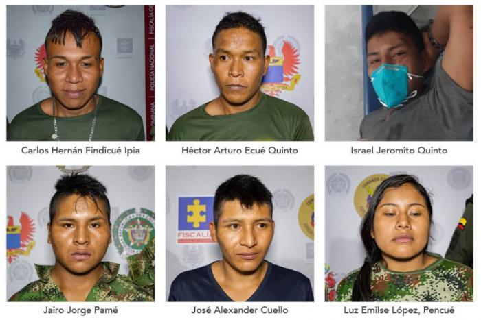 Presuntos disidentes quedaron en libertad 8 12 mayo, 2021