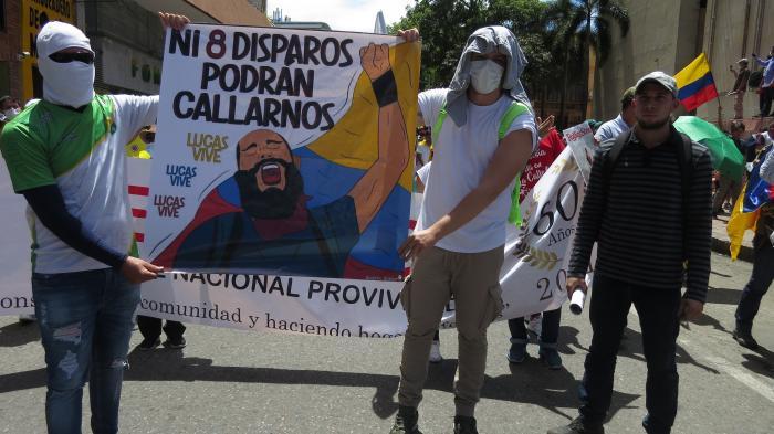 Neiva, epicentro de protestas pacíficas 10 13 mayo, 2021