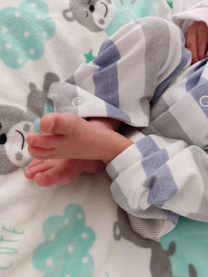Mujer con COVID-19 dio a luz y su vida depende de un traslado 7 13 junio, 2021