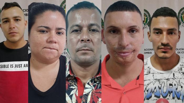 'El Imperio', de sicarios a traficantes de droga 1 1 julio, 2021