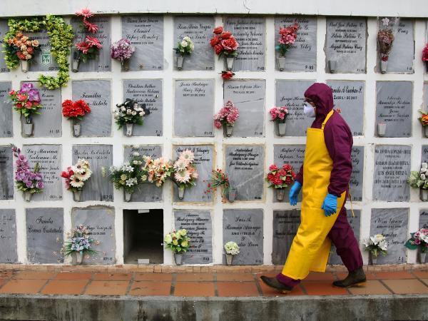 Huila registró 11 muertes por COVID-19 7 12 agosto, 2021
